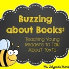 K-1 Reader Response Pack (Buzzing About Books)