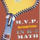 K-2 MVP&#039;s in Math-Common Core Mathematical Practices