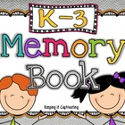 K-3 Memory Book