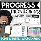 K-3 RTI & IEP Progress Monitoring Collection
