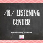 K Listening Center Power Point
