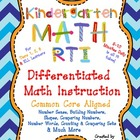 K Math RTI Differentiated Instruction Program/Kit Common C
