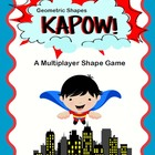 KAPOW! Shapes