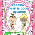 KEEPING CLEAN IS GOOD HYGIENE {DENTAL HEALTH &amp; WASHING UP}