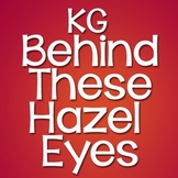 KG Behind These Hazel Eyes Font: Personal Use