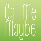 KG Call Me Maybe Font: Personal Use