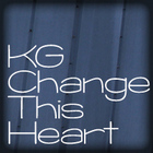 KG Change This Heart Font: Personal Use