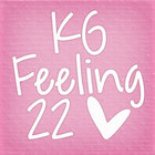 KG Feeling 22 Font: Personal Use