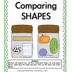 K.G.4 Kindergarten Common Core Worksheets, Activity, and Poster