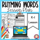 KINDERGARTEN  COMMON CORE AND FLORIDA STANDARDS LESSON PLA