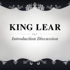 KING LEAR group introductory discussion questions