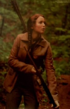 Katniss Character Study Photo Story 3