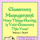 Keep Things Buzzing in Your Classroom This Year (Classroom