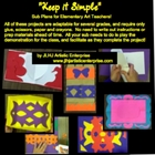 &quot;Keep it Simple&quot; Sub Plans for Elementary Art Teachers