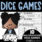 Keep on Rollin' with Multiplication (7 Independent Dice Ga