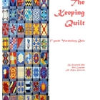 Keeping Quilt Vocabulary Quiz