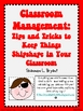 Keeping Things Shipshape in Your Classroom (Classroom Management)