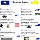 Kentucky Regions