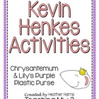 Kevin Henkes Book Activities