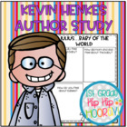 Kevin Henkes Story Elements...Crafts too!