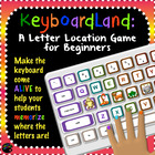 KeyboardLandThe Trick to Finding Those Letters!