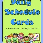 Kid Friendly Schedule Pictures