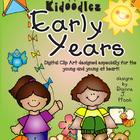 Kidoodlez: Early Years Clip Art CD