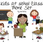 Kids At School Theme