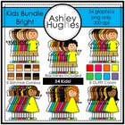 Kids Bundle Bright {Graphics for Commercial Use}