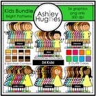 Kids Bundle Bright Patterns {Graphics for Commercial Use}