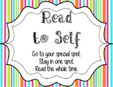 Artsy Teacher Cafe - LITERACY CENTERS ROTATIONS Posters Set/18