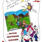 Kids JUST WANNA HAVE FUN... with Mother Goose by Linda Todd
