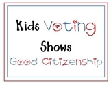 Kids Voting Sign