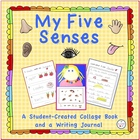 KinderLit's My Five Senses