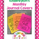 KinderbyKim&#039;s  Monthly  Journal Covers