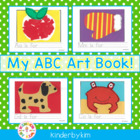 Kinderbykim's ABC Art Book