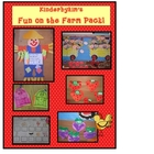Kinderbykim's Fun on the Farm Pack!