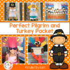 Kinderbykim&#039;s Perfect Pilgrim and Turkey Hat Patterns
