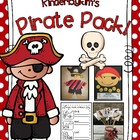 Kinderbykim&#039;s  Pirate Pack!