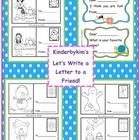 Kinderbykim&#039;s Write a Letter to a Friend Stationary Pack