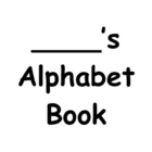 Kindergarten ABC Book