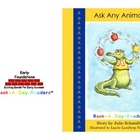 Kindergarten Alphabet Books &quot;Ask Any Animal&quot;