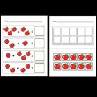 Kindergarten Apple Activities / Worksheets