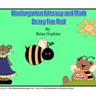 Kindergarten Bear Themed Literacy and Math Fun Unit!