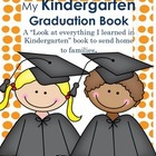 "Kindergarten Book ""Show What I Know"""