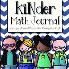 Kindergarten CORE Math Journal