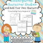 Kindergarten Character Studies - Common Core