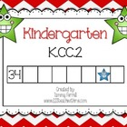 Kindergarten: Common Core K.CC.2
