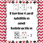 Kindergarten Common Core Math Addition & Subtraction w/ Pl