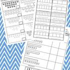 Kindergarten Common Core Math Practice Pack